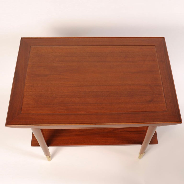 Mid-Century Modern End Tables by Lane For Sale 5