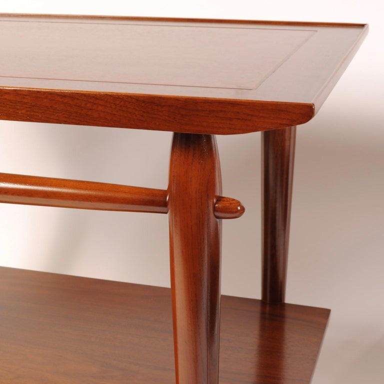 Mid-Century Modern End Tables by Lane In Good Condition For Sale In New London, CT