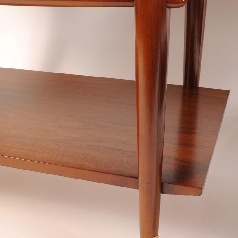 20th Century Mid-Century Modern End Tables by Lane For Sale