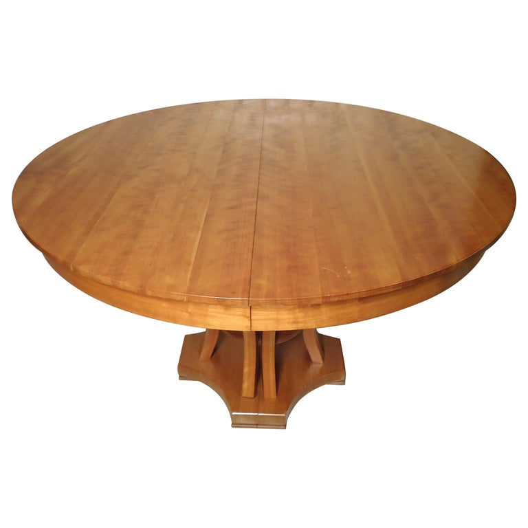 Mid-Century Modern Extendable Table