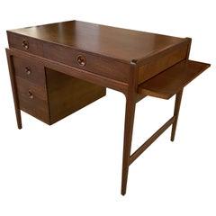 Mid-Century Modern Extension Desk by John Van Koert For Drexel