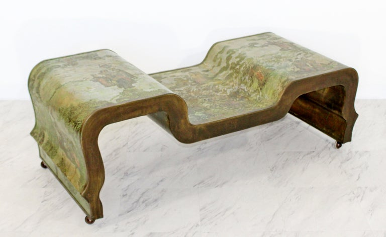 Mid-Century Modern Extremely Rare and Important Table by Philip Kelvin Laverne For Sale 3