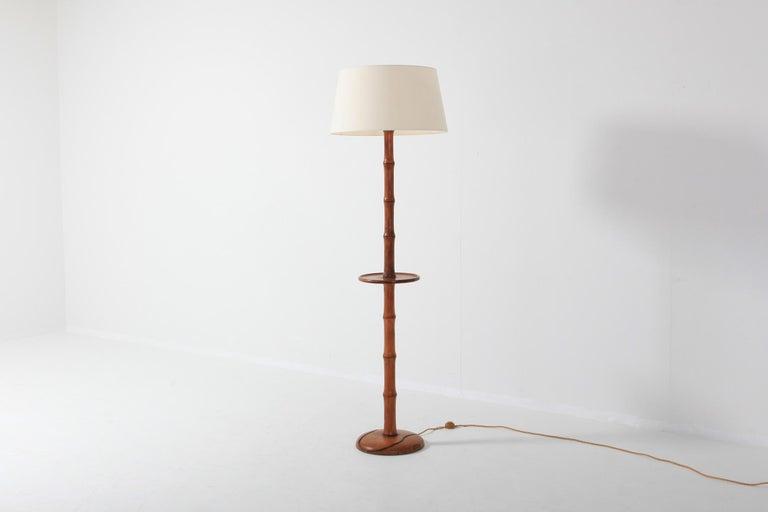 Mid Century Modern Floor Lamp Style Alexandre Noll