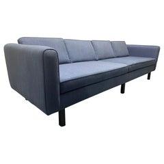 Mid-Century Modern Four-Seat Sofa