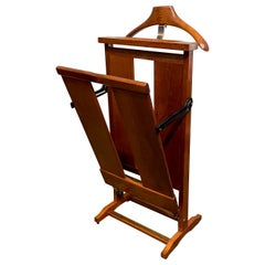 Mid-Century Modern Fratelli Reguitti Clothes Press Valet by Ico Parisi, Italy