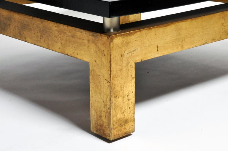 Mid-Century Modern French Coffee Table For Sale 7