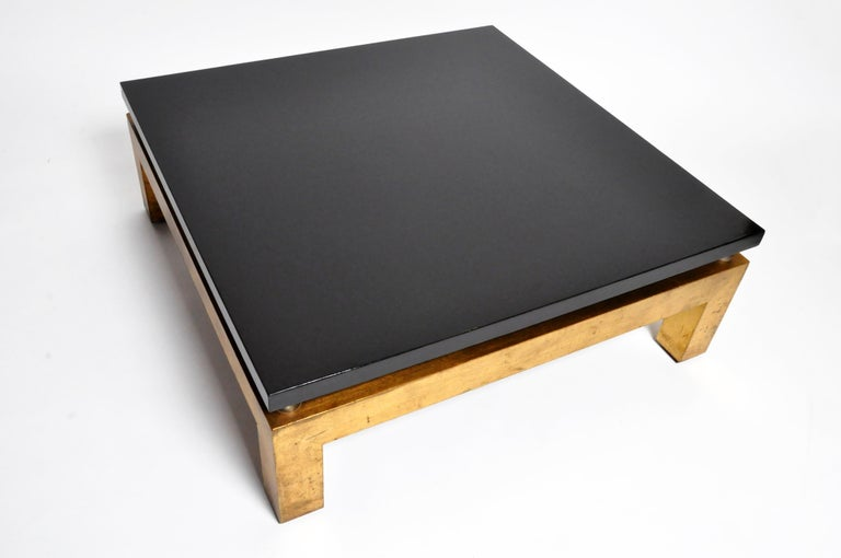 Mid-Century Modern French Coffee Table In Good Condition For Sale In Chicago, IL