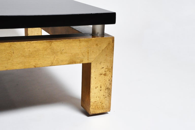 20th Century Mid-Century Modern French Coffee Table For Sale