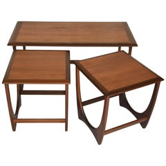 Mid-Century Modern G Plan Astro Nesting Tables