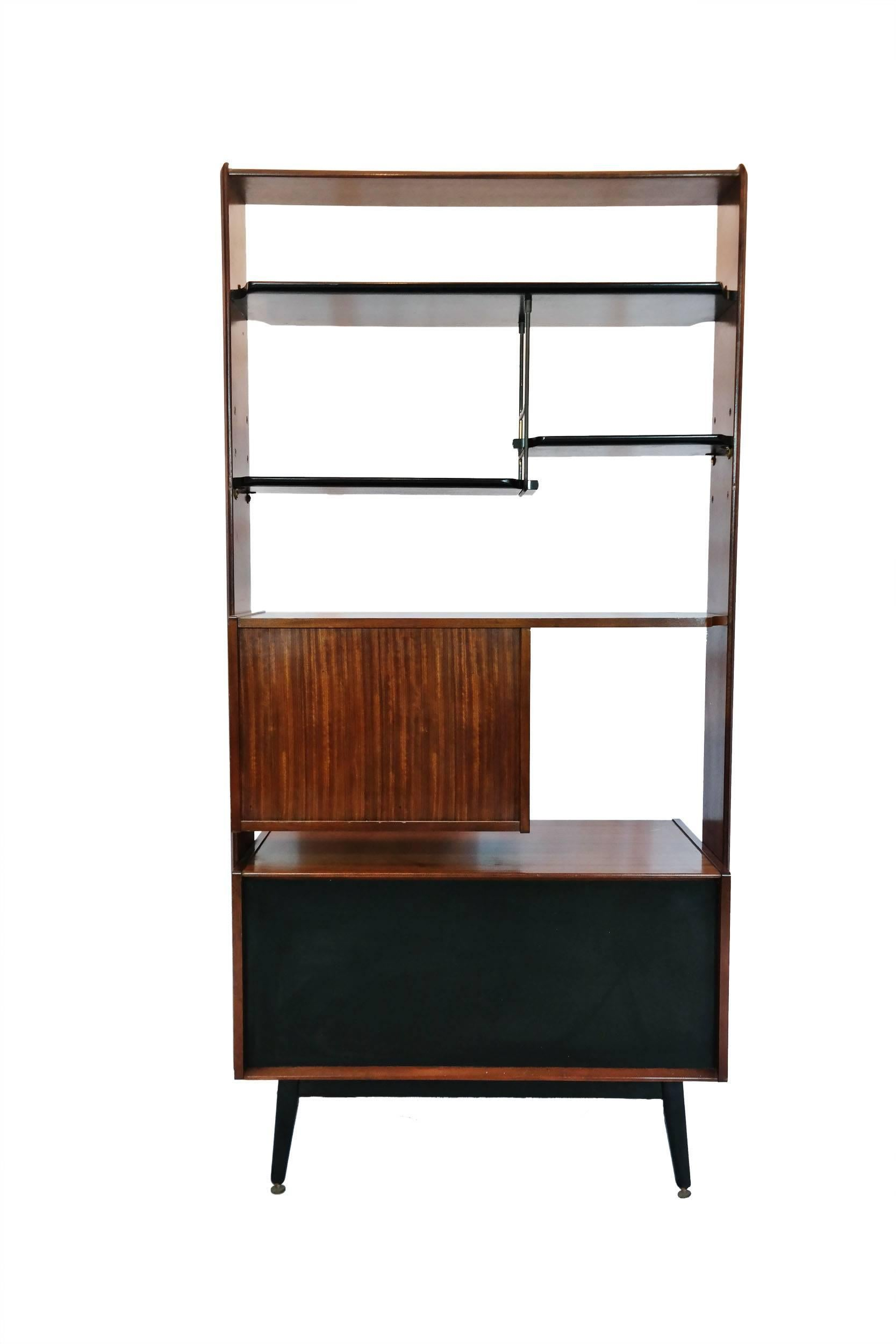 Mid Century Modern G Plan Room Divider Shelving Unit at 1stdibs