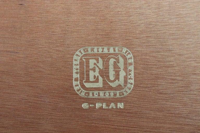 Mid-Century Modern G-Plan Tola Credenza For Sale 5