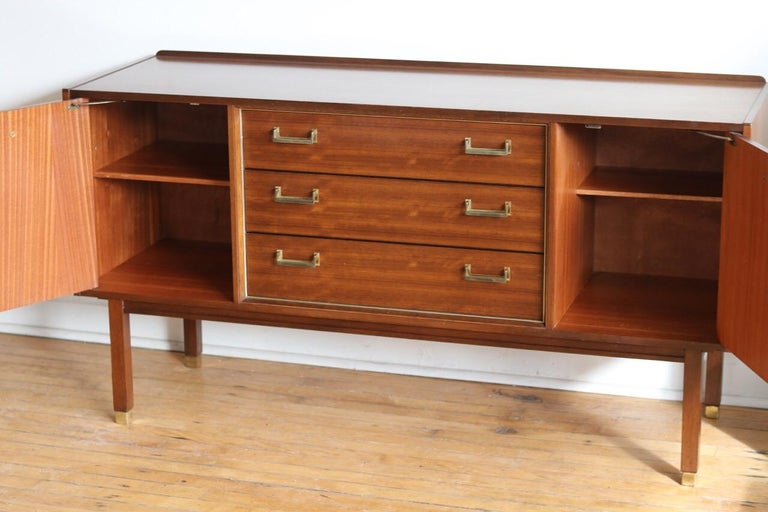 Mid-Century Modern G-Plan Tola Credenza In Good Condition In Brooklyn, NY