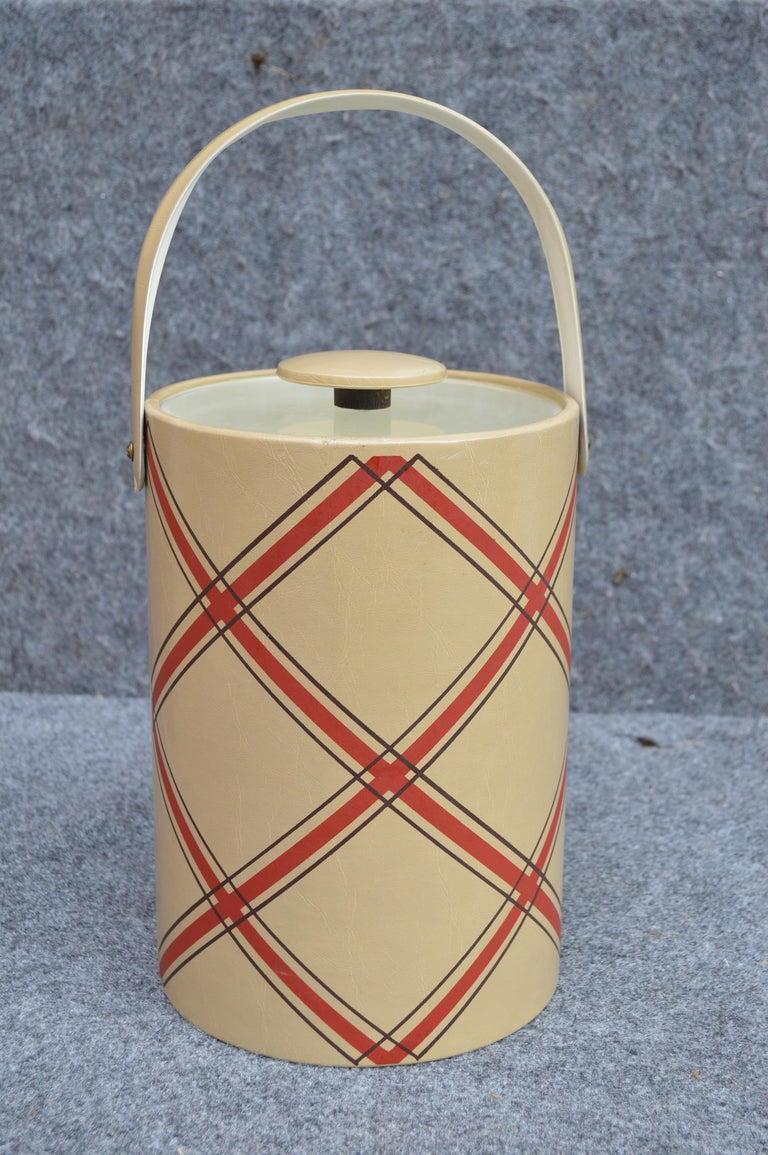 Mid-Century Modern George Briard Ice Bucket For Sale 3