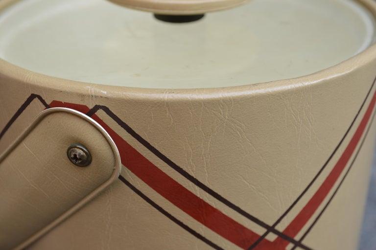 20th Century Mid-Century Modern George Briard Ice Bucket For Sale
