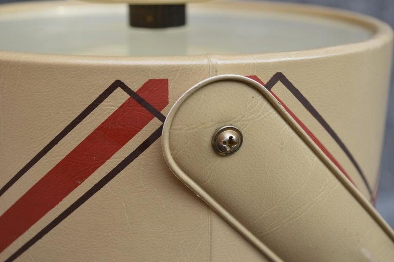 Mid-Century Modern George Briard Ice Bucket For Sale 1