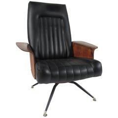 Mid-Century Modern Lounge Chair by Murphy Miller