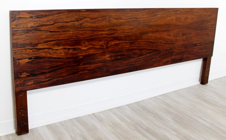 For your consideration is a rich, rosewood,