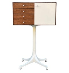 Mid-Century Modern George Nelson Thin Edge Jewelry Cabinet for Herman Miller