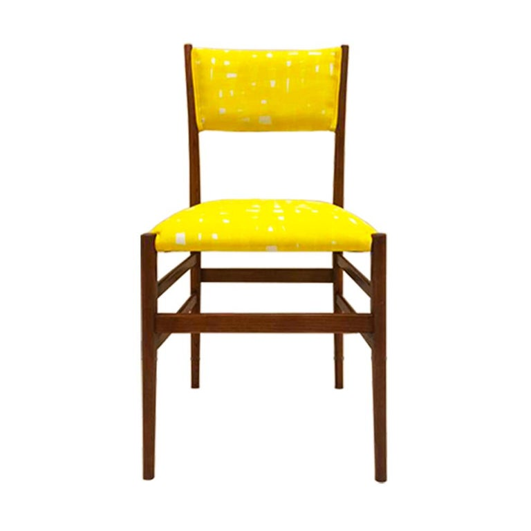 Set of four chairs model
