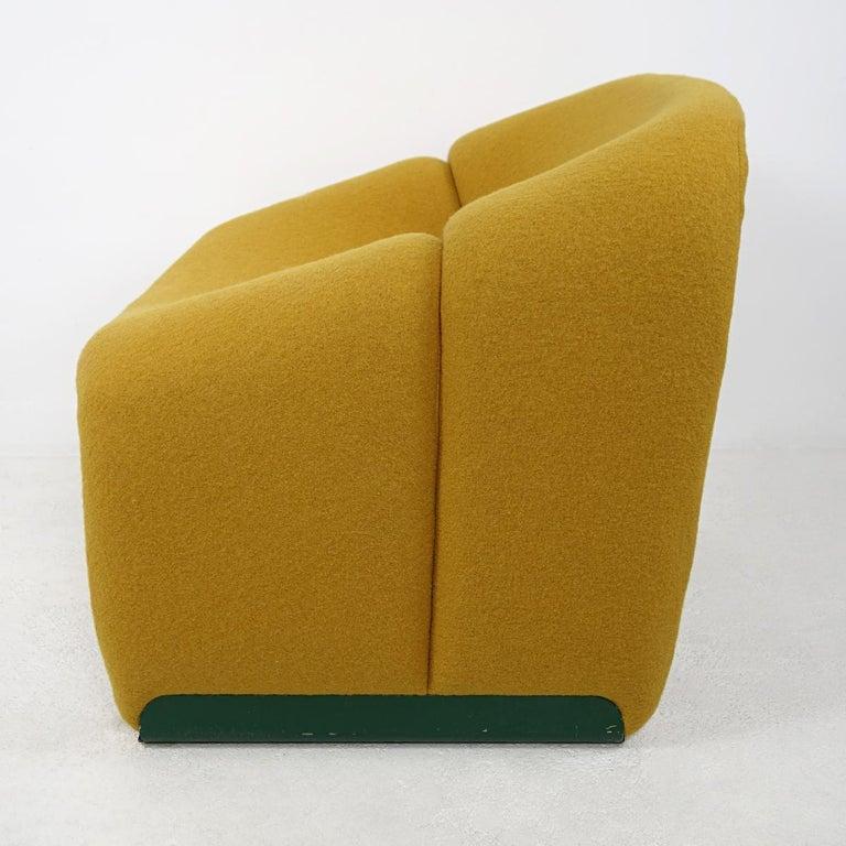 Dutch Mid-Century Modern Groovy Chair F598 by Pierre Paulin for Artifort