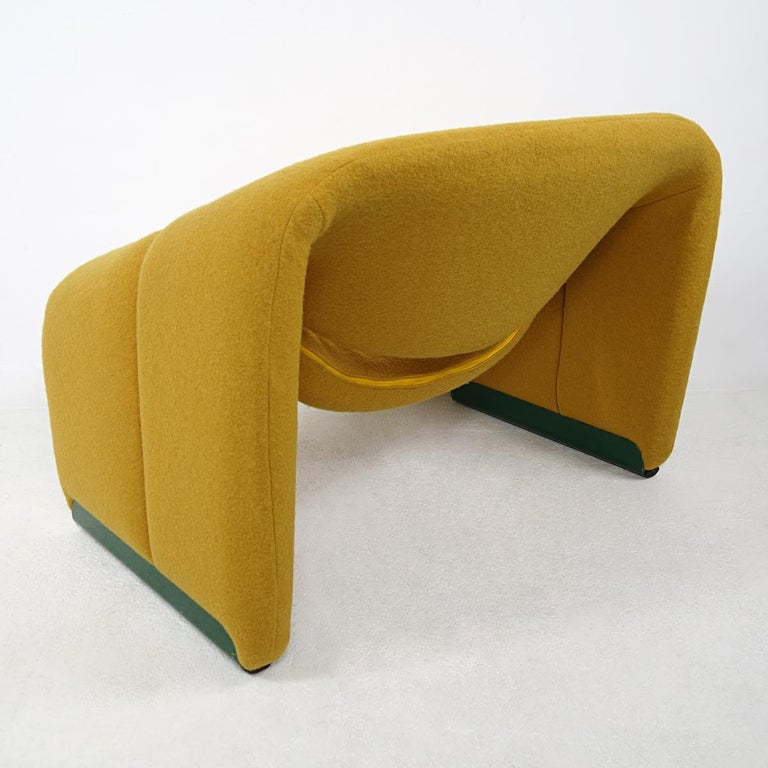 Mid-Century Modern Groovy Chair F598 by Pierre Paulin for Artifort In Good Condition In Doornspijk, NL