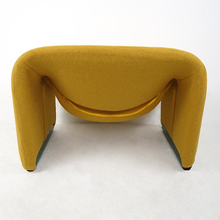 Late 20th Century Mid-Century Modern Groovy Chair F598 by Pierre Paulin for Artifort