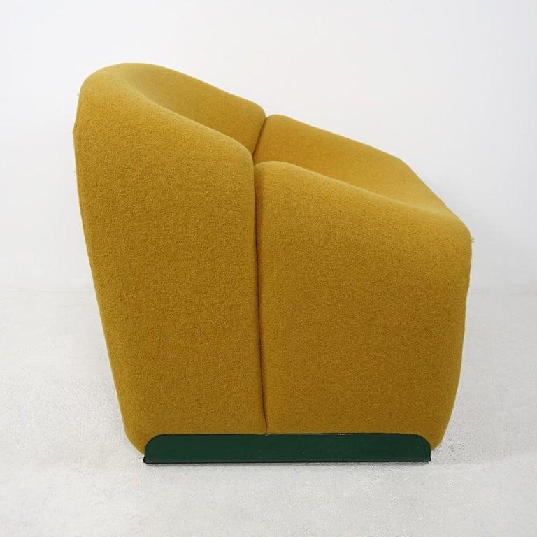 Mid-Century Modern Groovy Chair F598 by Pierre Paulin for Artifort 1