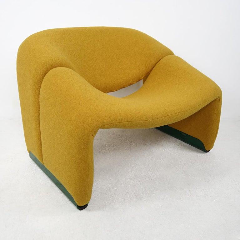 Mid-Century Modern Groovy Chair F598 by Pierre Paulin for Artifort 2