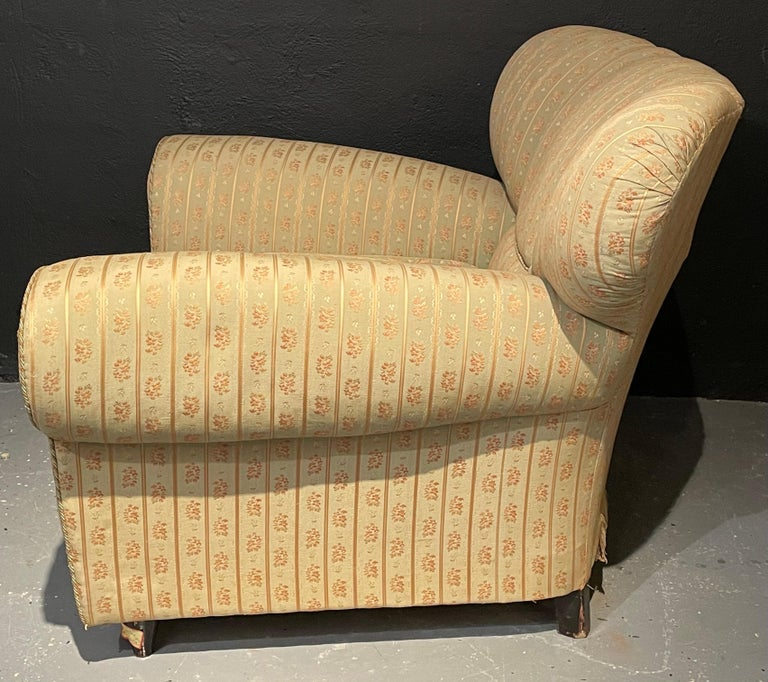 Mid-Century Modern Guglielmo Ulrich Lounge Chairs a Pair For Sale 5