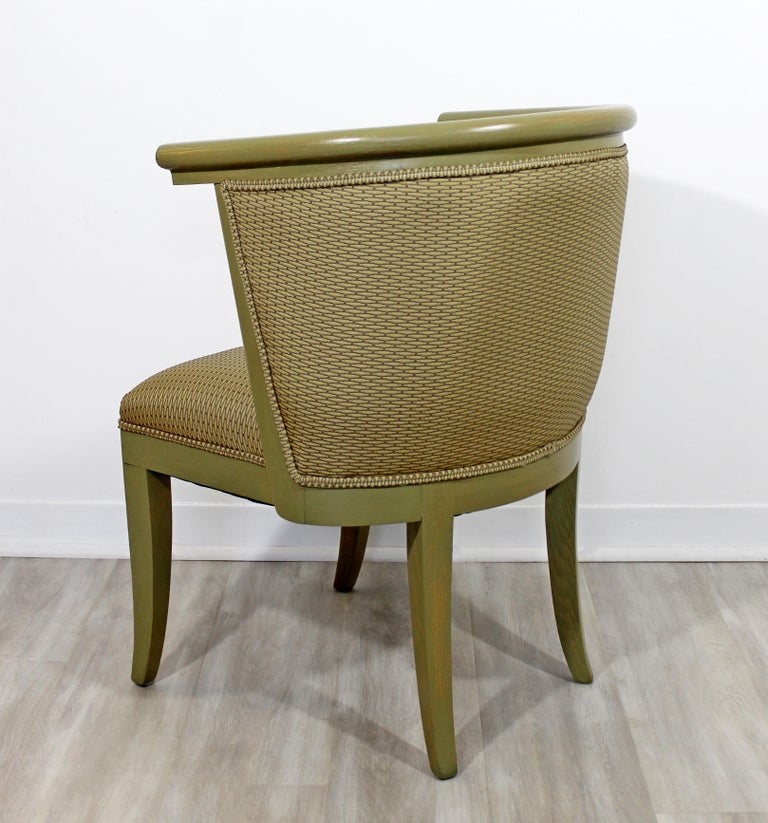 Wood Mid-Century Modern Harold Schwartz for Romweber Set of 6 Dining Armchairs, 1950s For Sale