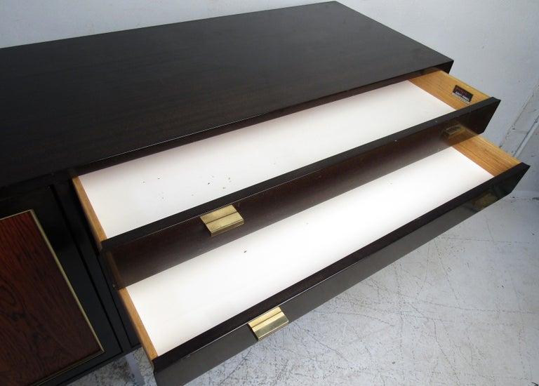 Mid-Century Modern Harvey Probber Credenza For Sale 6