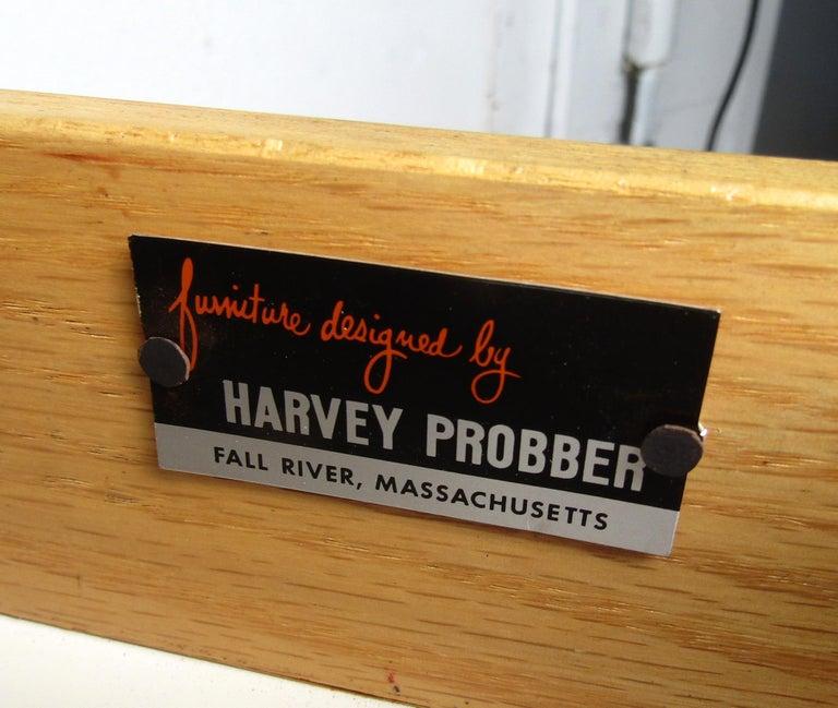 Mid-Century Modern Harvey Probber Credenza For Sale 7