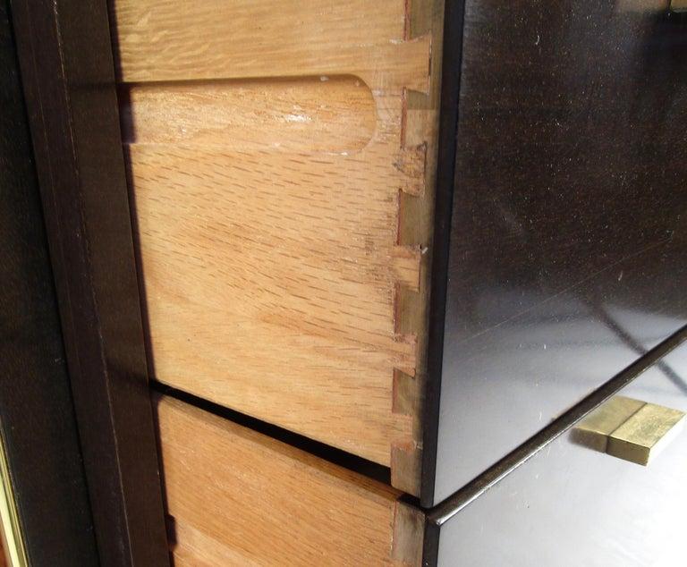 Wood Mid-Century Modern Harvey Probber Credenza For Sale