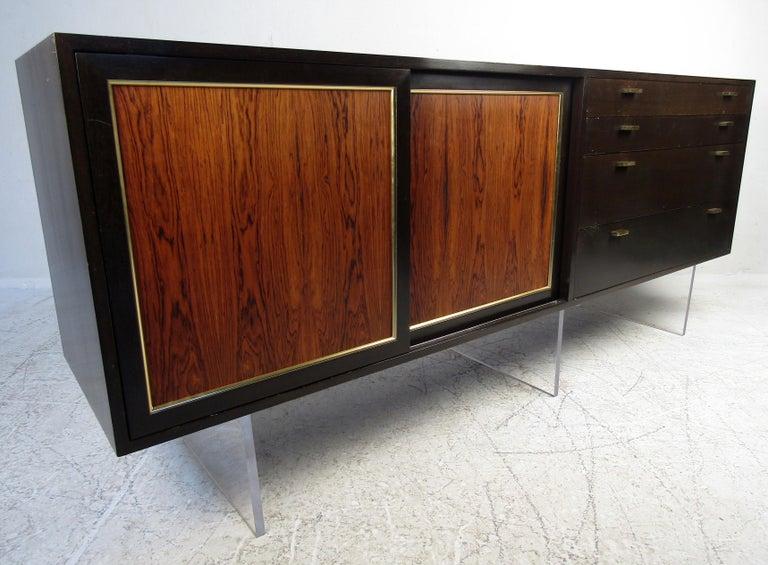 Mid-Century Modern Harvey Probber Credenza For Sale 3