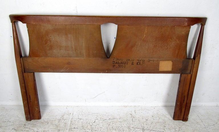 Mid-Century Modern Headboard For Sale 9