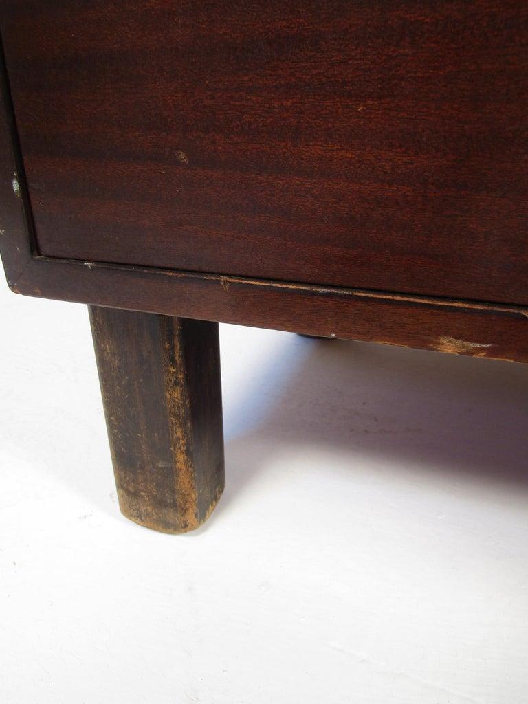 Mid-Century Modern High Dresser Designed by Harvey Probber For Sale 5