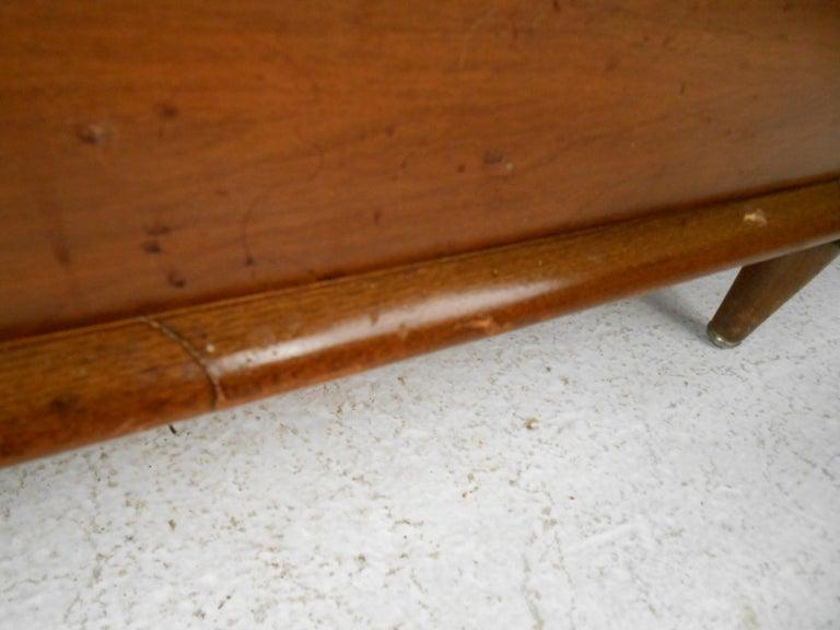 Mid-Century Modern Highboy Dresser by Mengel Furniture Co. For Sale 6