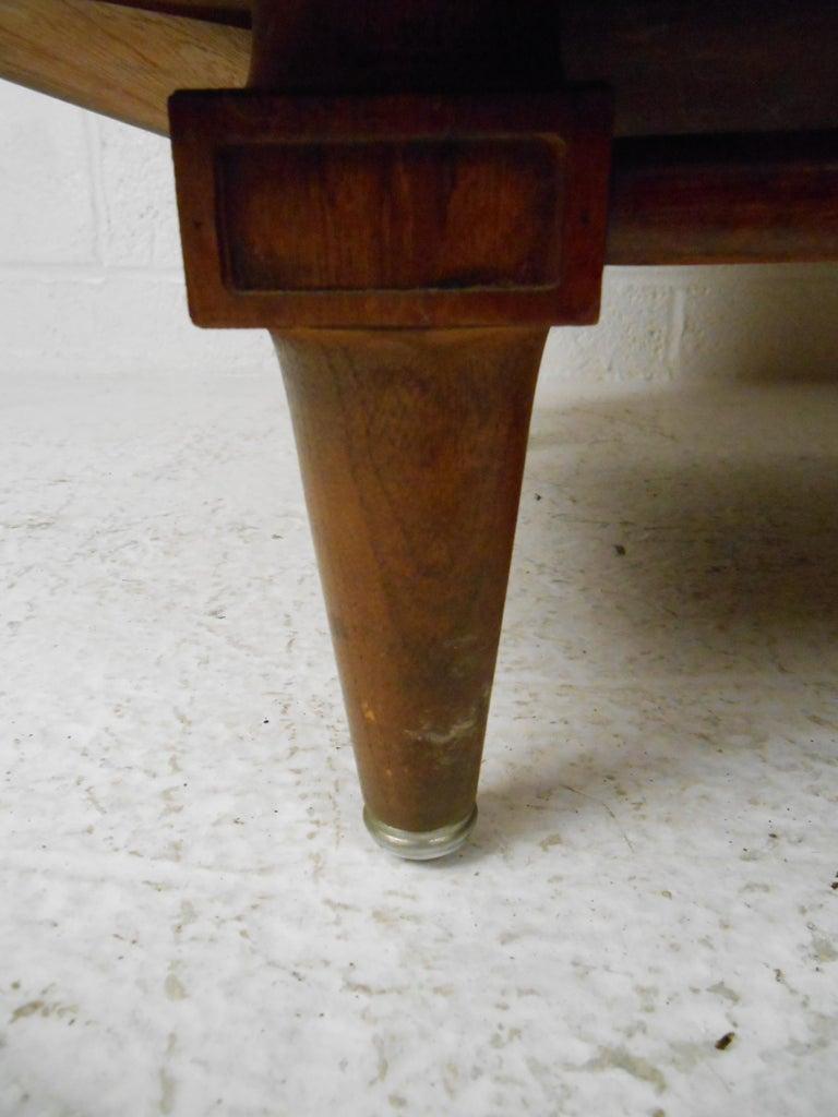 Mid-Century Modern Highboy Dresser by Mengel Furniture Co. For Sale 1
