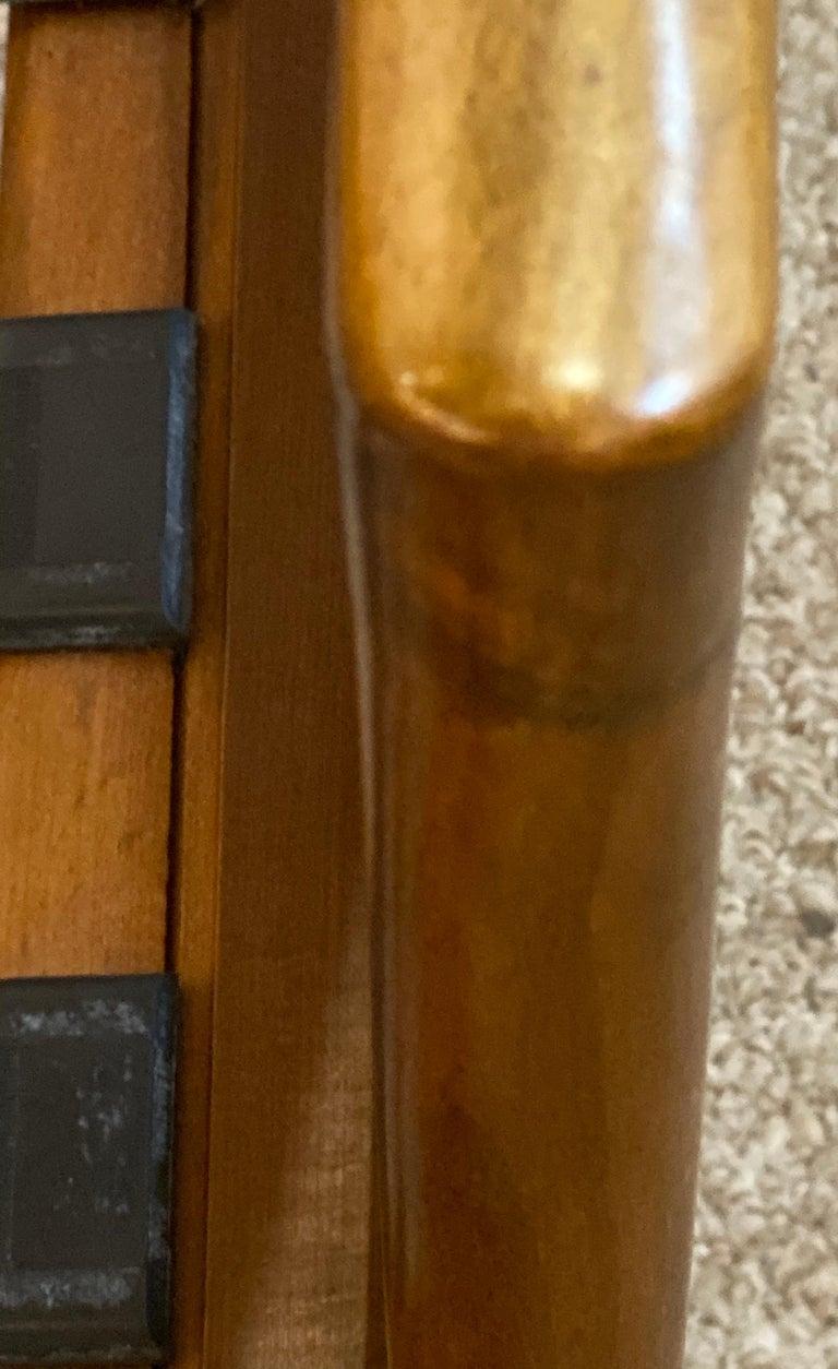 Wood Mid-Century Modern Ib Kofod Larson Selig Arm Lounge Chairs, Pair, Danish Label For Sale