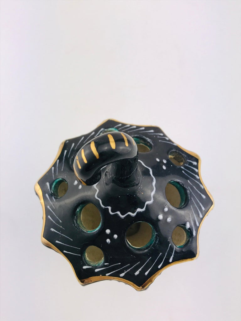 Mid-Century Modern Italian Ceramic by Cima Deruta, 1950s For Sale 7