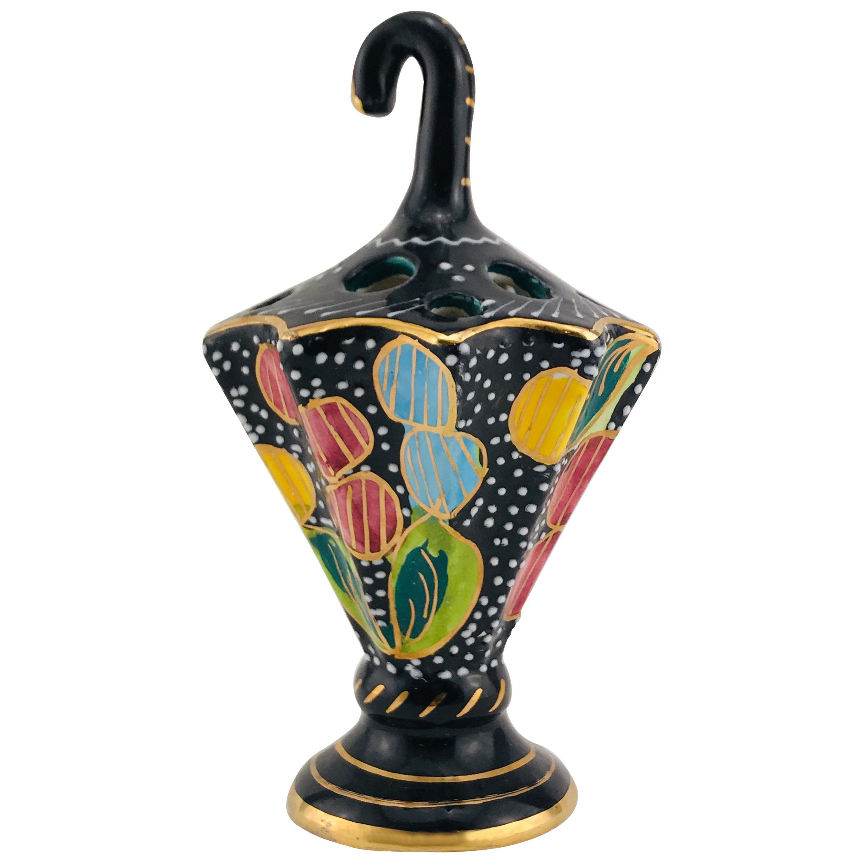 Mid-Century Modern Italian Ceramic by Cima Deruta, 1950s
