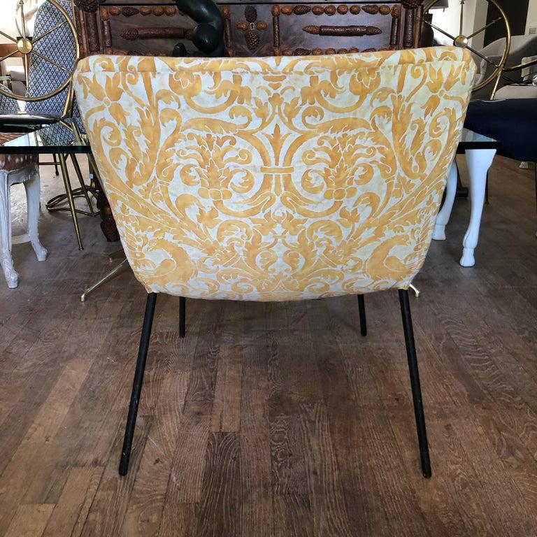 20th Century Mid-Century Modern Italian Chair For Sale