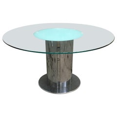 "Mid-Century Modern Italian ""Cidonio"" Table by Antonia Astori for Cidue, 1960s"