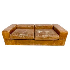 Mid-Century Modern Italian Daybed Sofa 711 by Tito Agnoli for Cinova