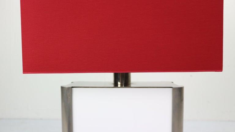 Mid-Century Modern Italian Design Floor Lamp, 1970s For Sale 8