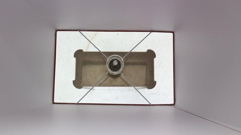 Mid-Century Modern Italian Design Floor Lamp, 1970s For Sale 10