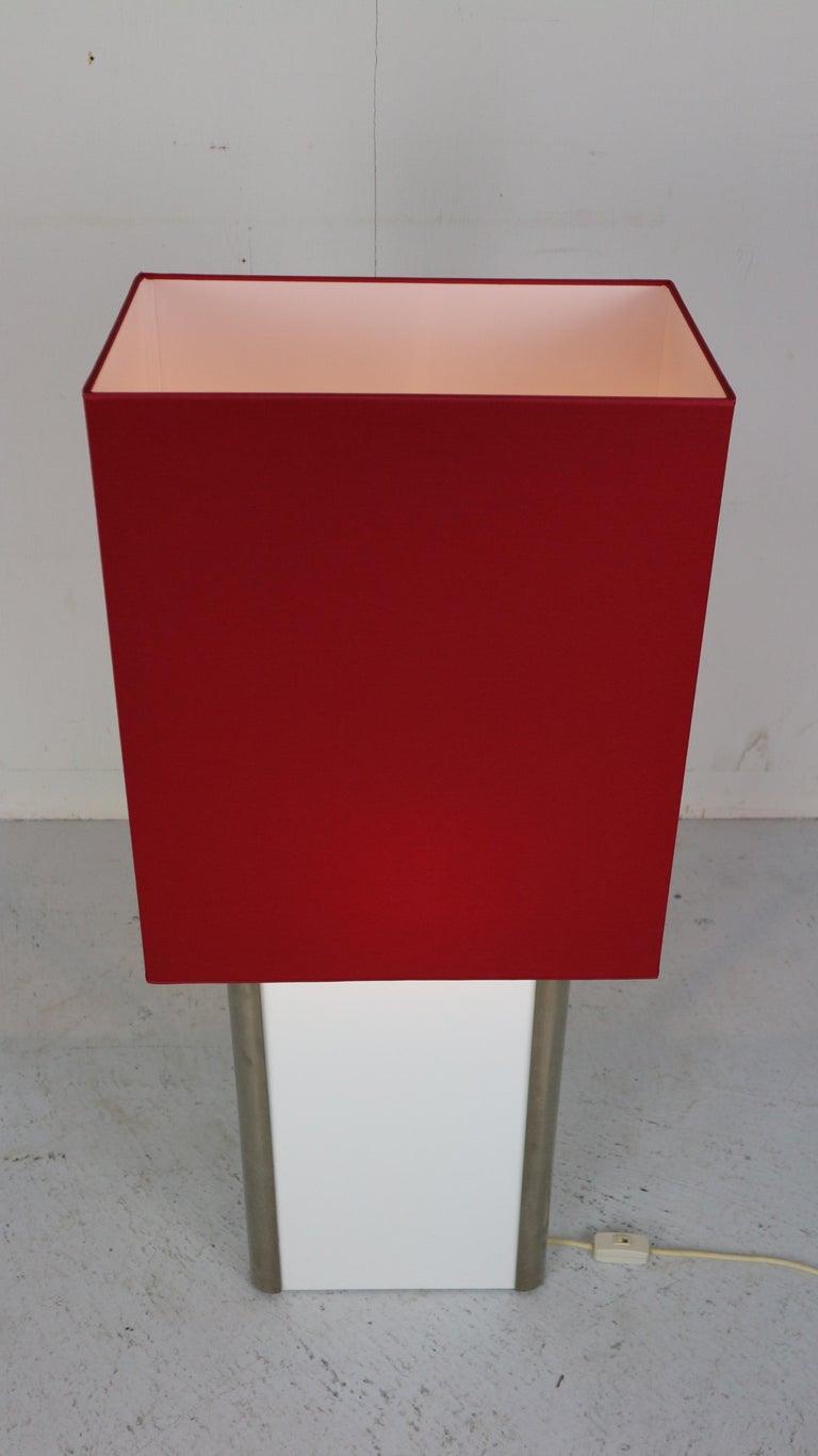 Mid-Century Modern Italian Design Floor Lamp, 1970s For Sale 11