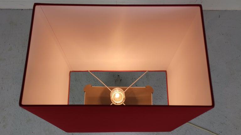 Mid-Century Modern Italian Design Floor Lamp, 1970s For Sale 12