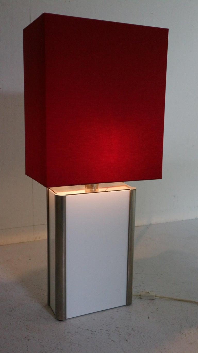 Mid-Century Modern Italian Design Floor Lamp, 1970s For Sale 14