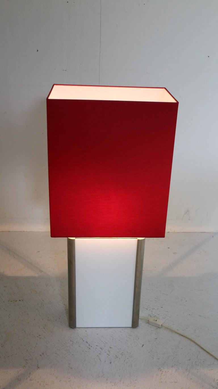Mid-Century Modern Italian Design Floor Lamp, 1970s For Sale 15